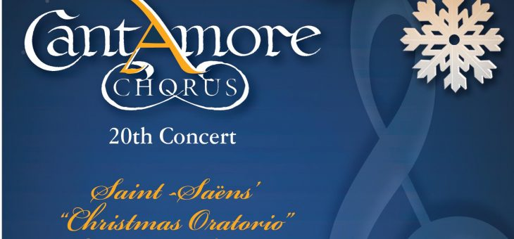 Welcome!                   CantAmore Chorus       & Women's Chorale